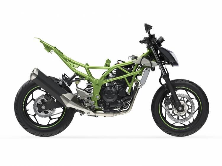 Kawasaki Z 125 Dm 9