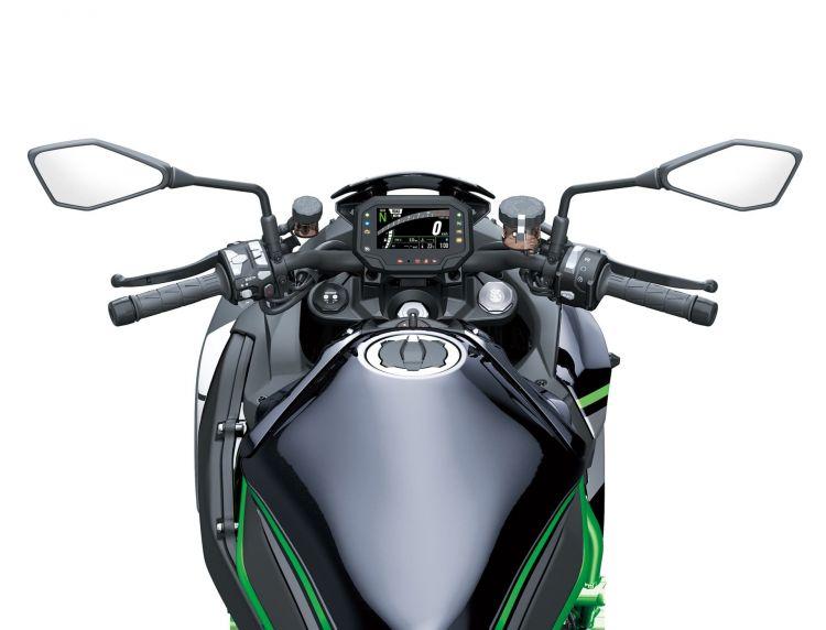 Kawasaki Z H2 Hi 2020 Zh2 Bk3 Det 23