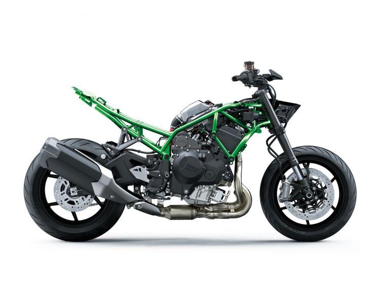 Kawasaki Z H2 Hi 2020 Zh2 Bk3 Str 2