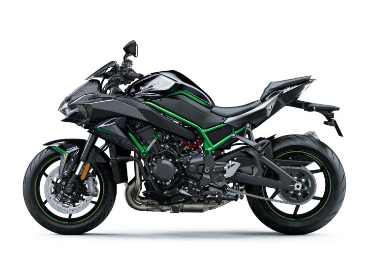 Kawasaki Z H2 Hi 2020 Zh2 Bk3 Stu 4