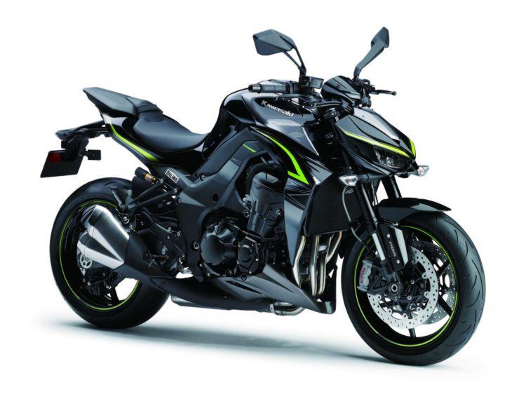 Kawasaki Z1000 Dm 3