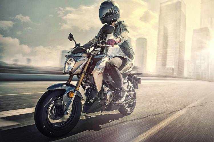 Kawasaki Ninja 125 And Z125 Are Promotional And You Can Drive Them