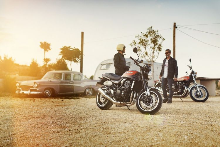 Kawasaki Z900rs Oferta Dm 14 Motos Moto Antigua Z1