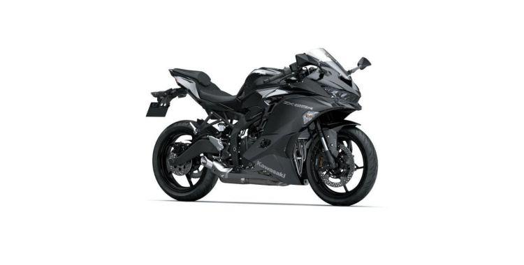 Kawasaki Zx25r Negra