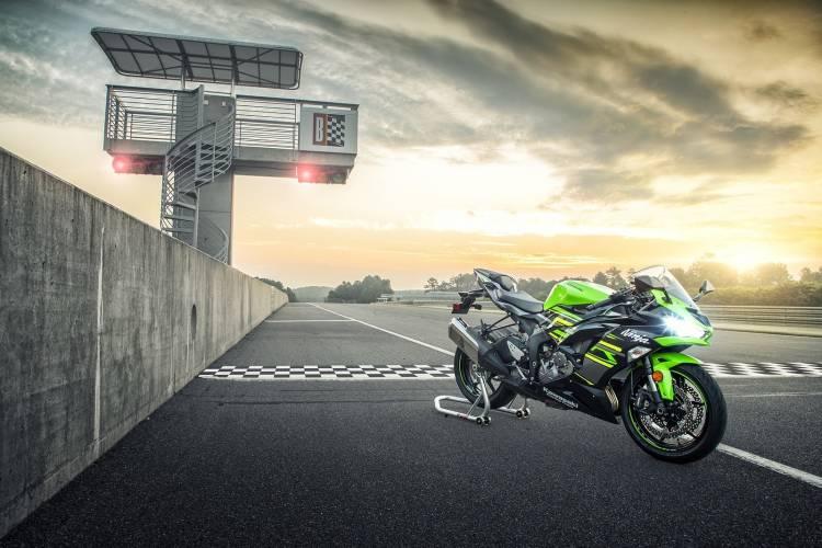 Kawasaki Zx6r 2019 Dm 10