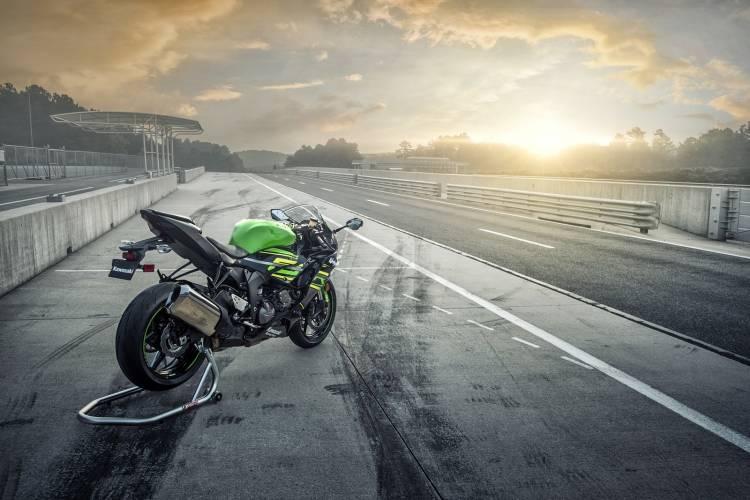 Kawasaki Zx6r 2019 Dm 4