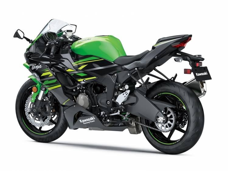 Kawasaki Zx6r 2019 Dm 6