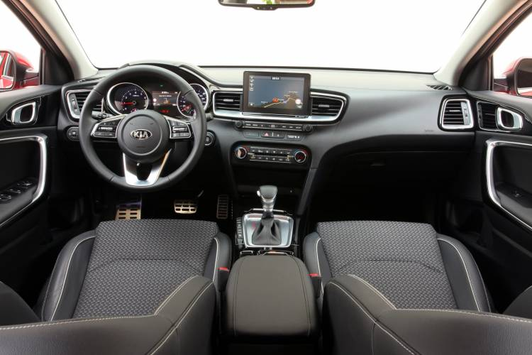 Kia Ceed 1 4 T Gdi 7 Dct Transmission 140hp Track Red 26
