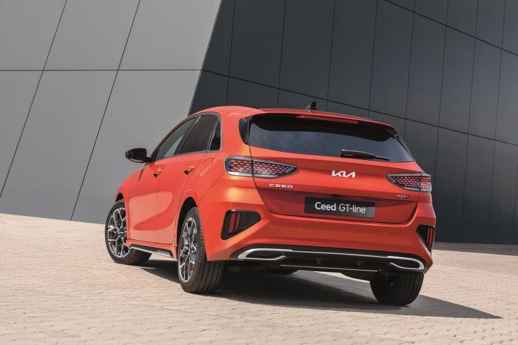 Kia Ceed 2022 Restyling Fotos Exterior Parte Posterior Hatchback