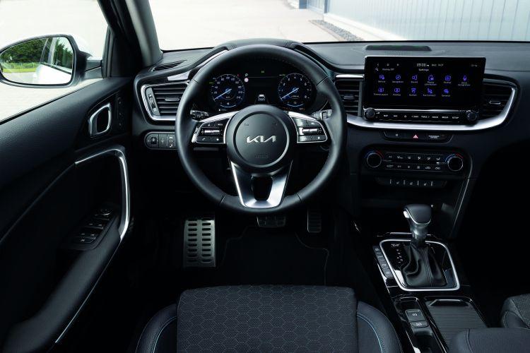 Kia Ceed 2022 Restyling Fotos Interior
