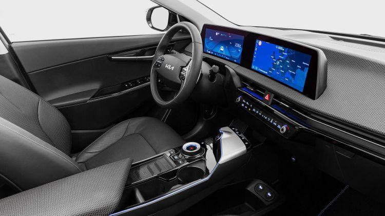 Kia Ev6 2021 Interior 17