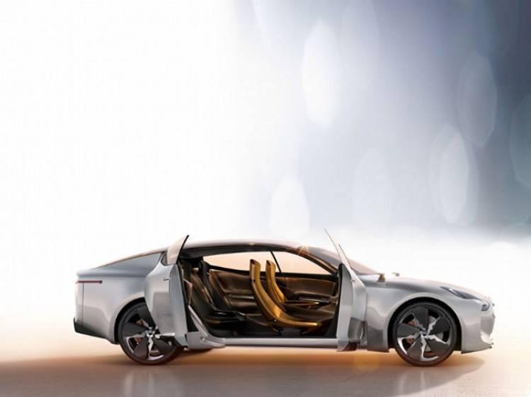El esperado coupé de KIA podría llegar a las calles en 2016