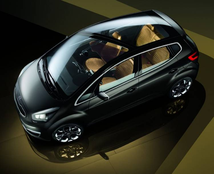 Kia No3 Concept MPV