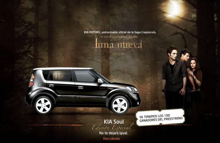Kia Soul Luna Nueva