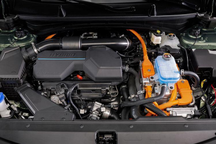 Kia Sportage 2022 Motor Hibrido 0821 025