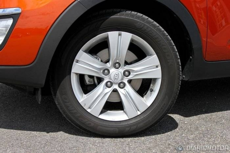 Kia Sportage 2.0 CRDi 4x2 Drive, a prueba (II)