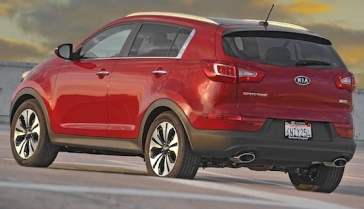 Kia Sportage SX Turbo, 256 CV para el SUV en USA