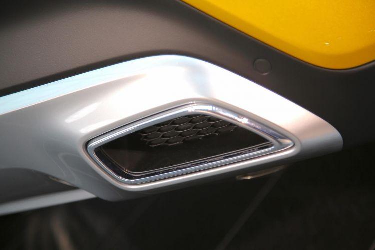 Kia Xceed Escape Falso Fake Exhaust