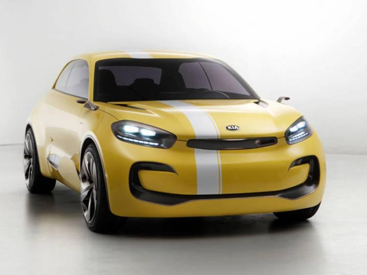 KIA contará con un nuevo concept en el Salón de Frankfurt