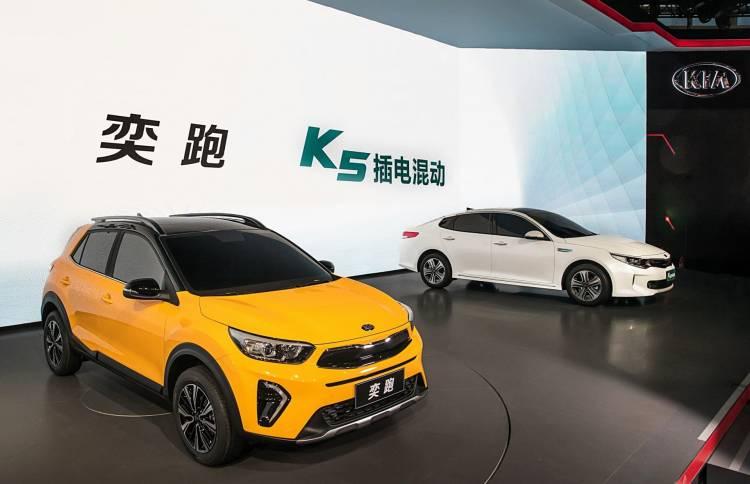 Kia Stonic China 2