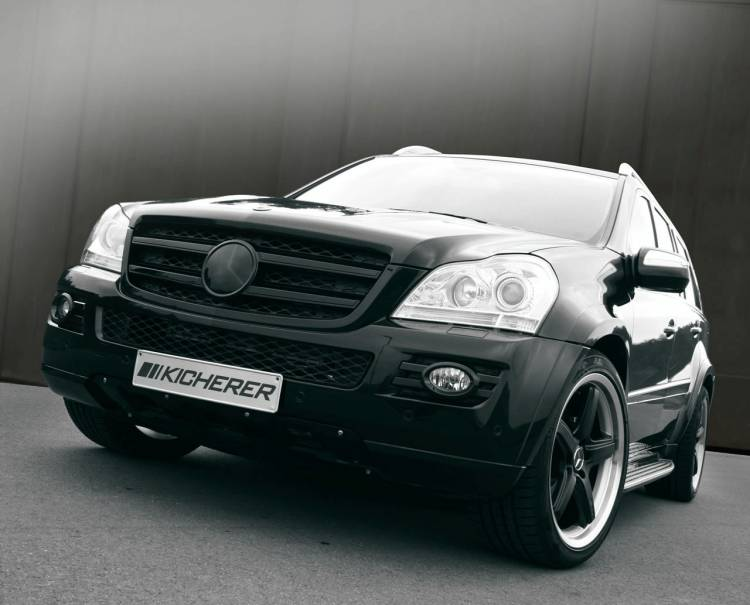 Kicherer Mercedes GL 42 Black Line