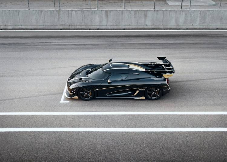 Koenigsegg Agera Final Edition 1