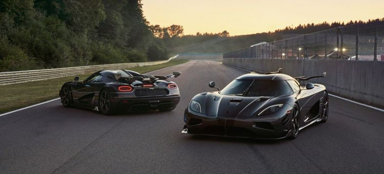 Koenigsegg Agera Final Edition P