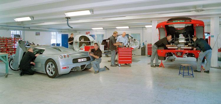 Koenigsegg Cc 0520 027