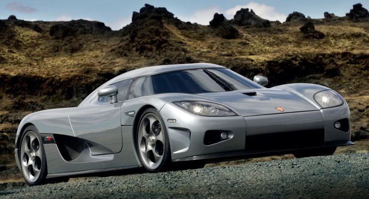 Koenigsegg Cc 0520 062