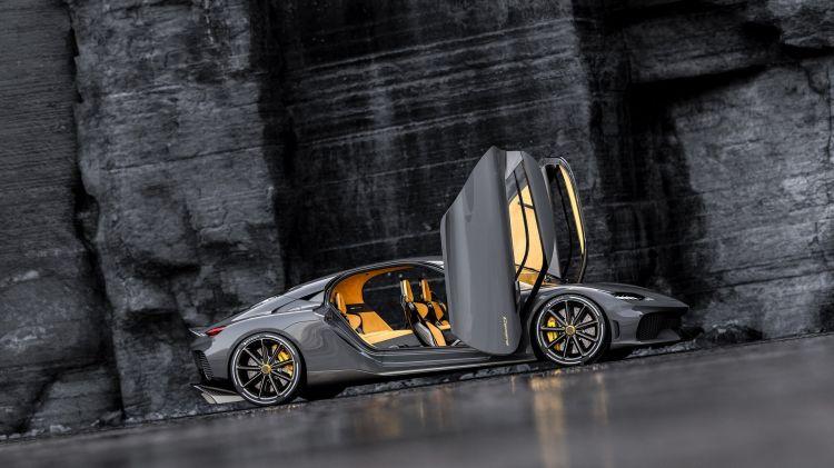 Koenigsegg Gemera 2020 15