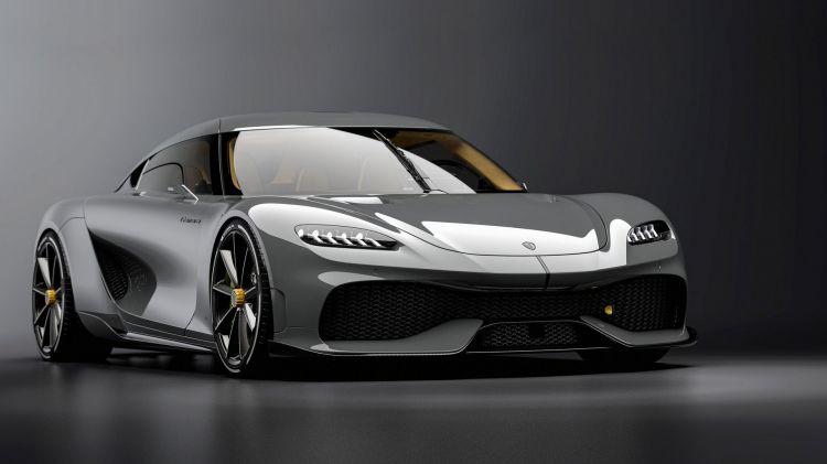 Koenigsegg Gemera 2020 2