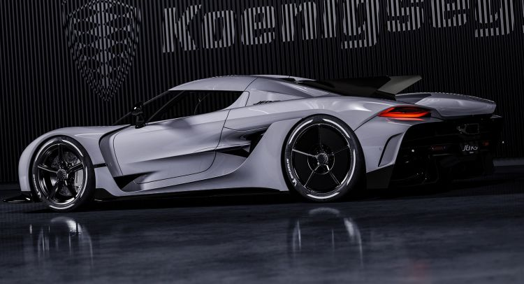 Koenigsegg Jesko Absolut 2020 9