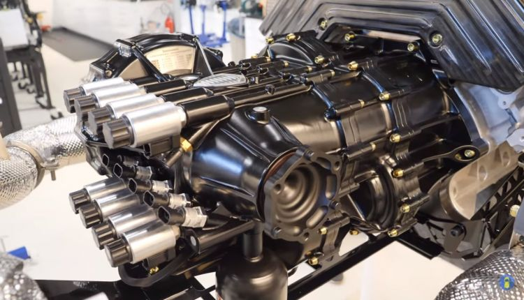 Koenigsegg Light Speed Transmission 02