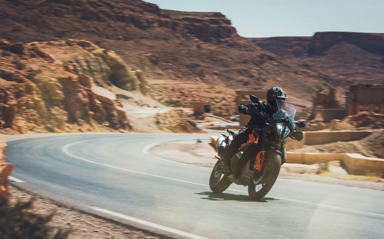 Ktm 269235 790 Adventure Media Launch Morocco 2019