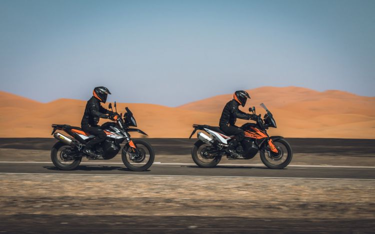 Ktm 269277 790 Adventure Media Launch Morocco 2019