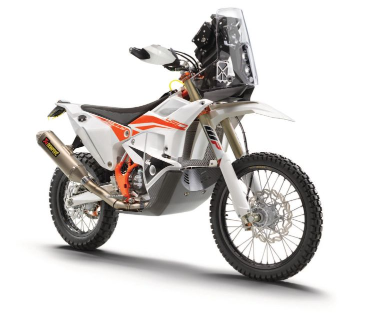 Ktm 450 Rally Replica 2021 03