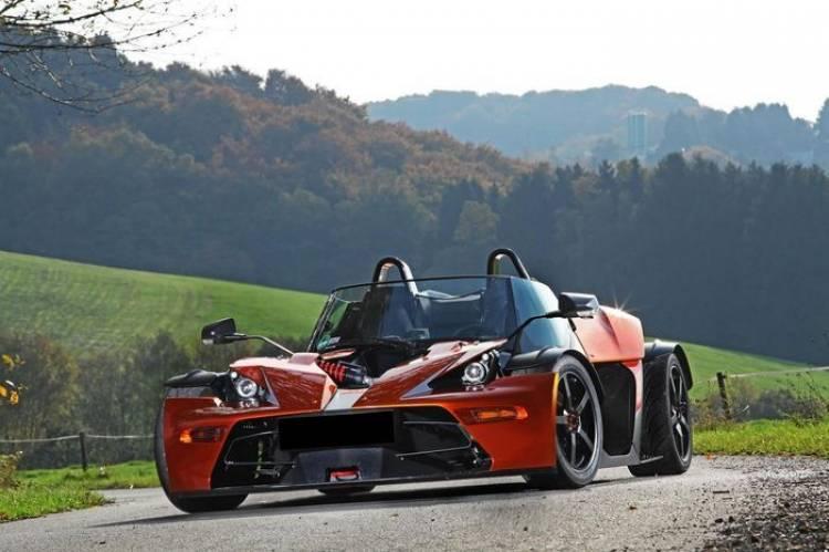 Wimmer RS entrega 435 CV de potencia al KTM X-Bow GT