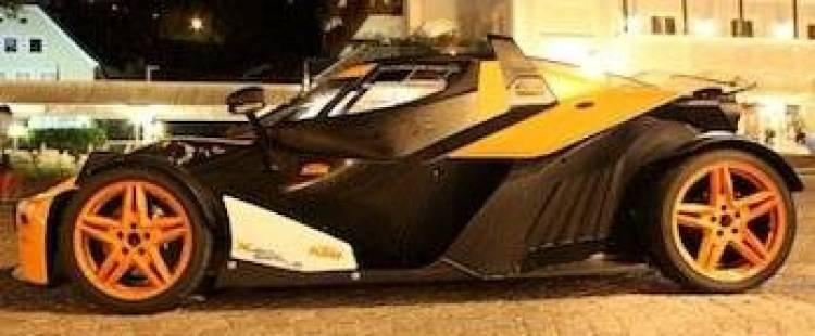 KTM X-Bow R Stratosferica