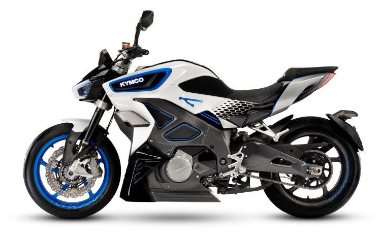 Kymco Moto Electrica Dm 1