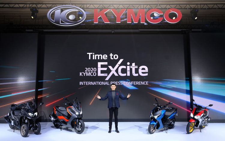 Kymco Presentacion Noviembre 2020
