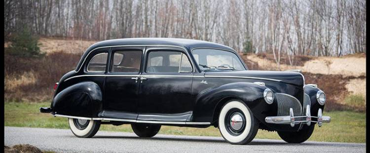 Lincoln Custom Limousine