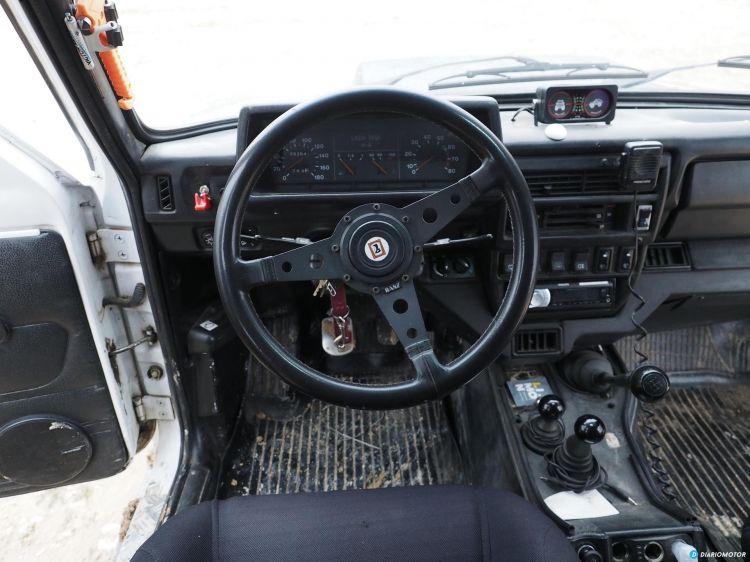 Lada Niva Interior 00004