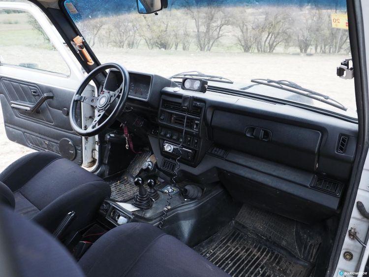 Lada Niva Interior 00006