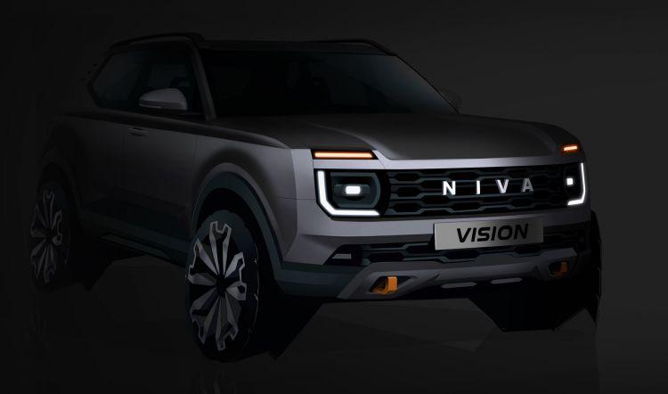 Lada Niva Vision 2024