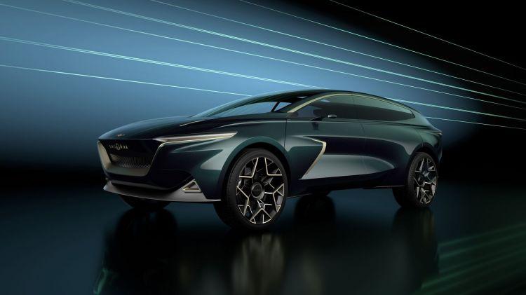 Lagonda All Terrain Concept 10