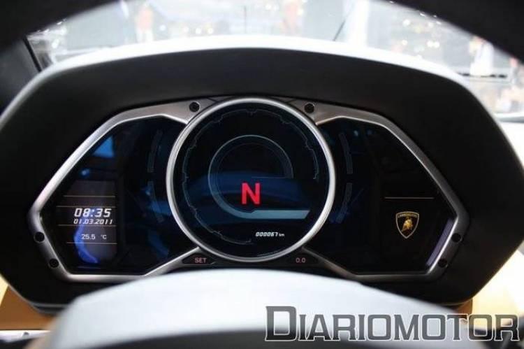 Lamborghini ya se despide de las cajas de cambio manuales