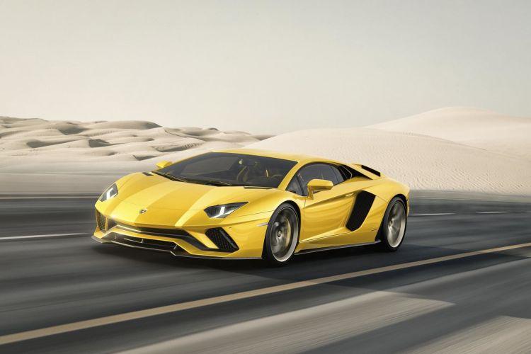 Lamborghini Aventador 10000 02
