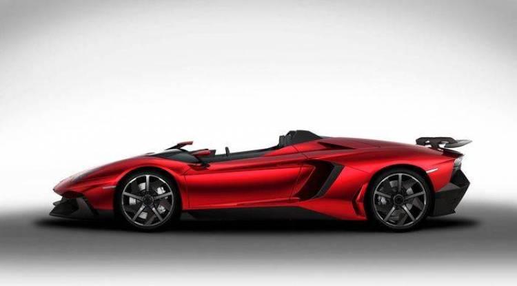 Lamborghini Aventador J, toda la información e imágenes oficiales