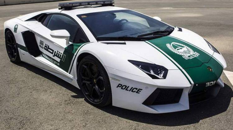 Lamborghini Huracan LP 610-4 Polizia: 610 caballos al servicio del orden