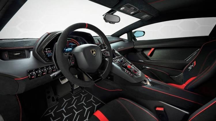 Lamborghini Aventador Svj 0818 011